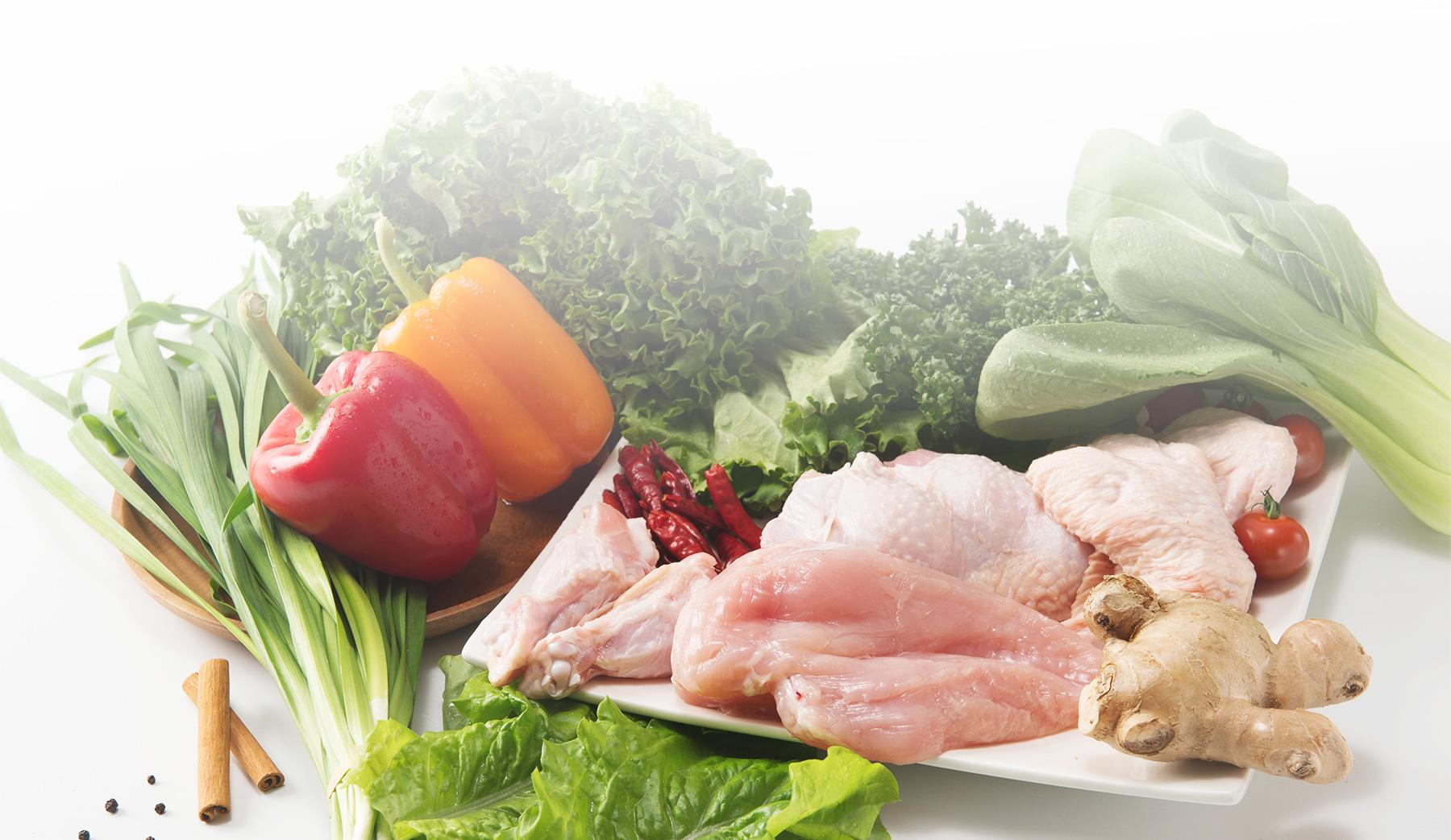 マザーフーズは本当に美味しい鶏肉を提供しています。